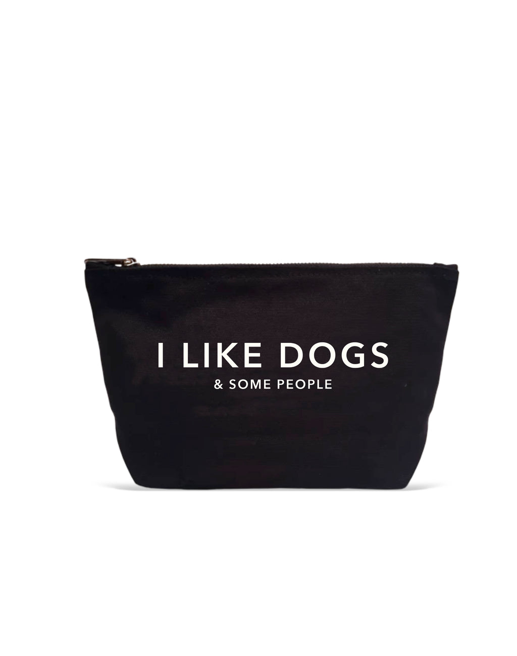 POUCH I Like Dogs And Some People