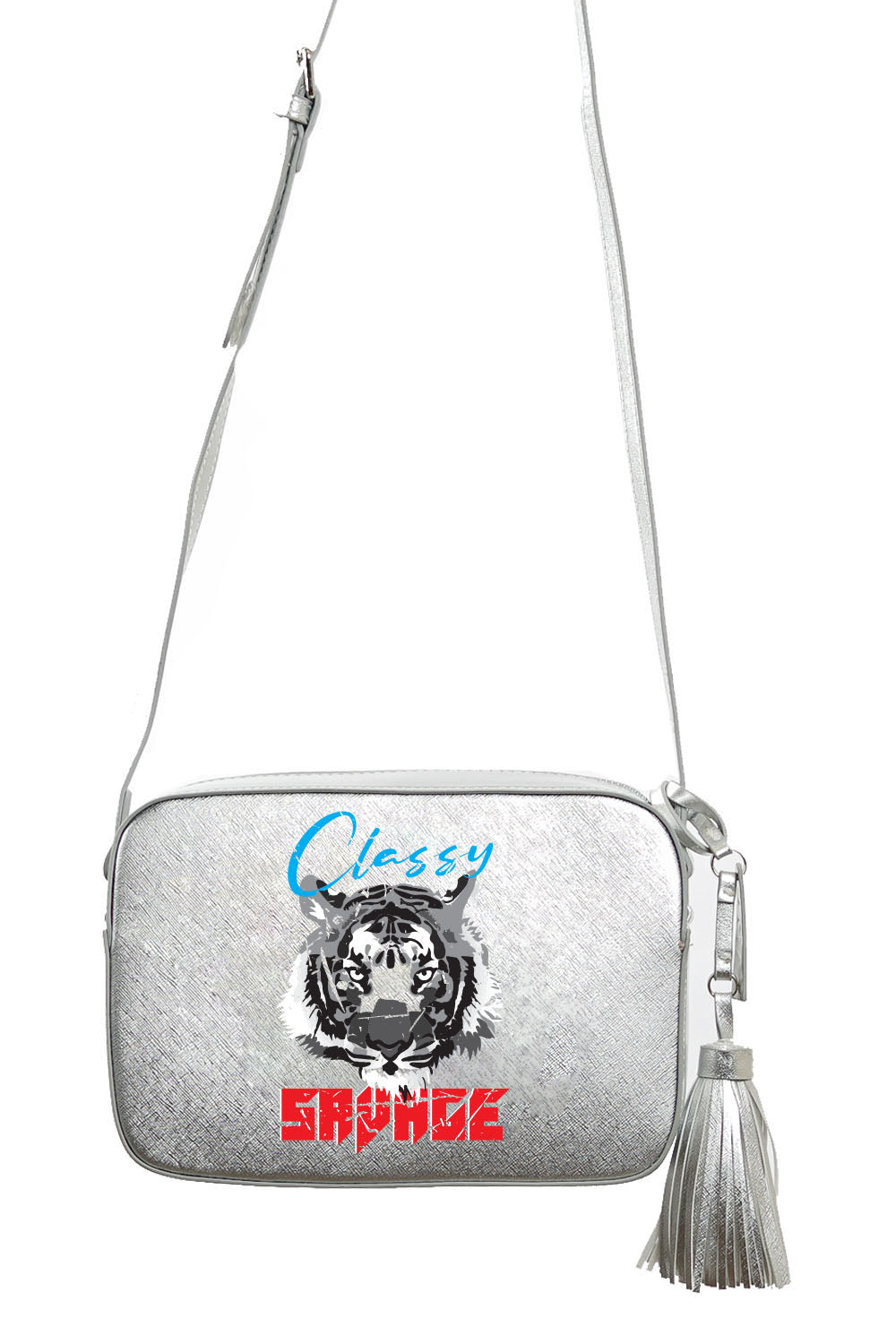 VEGAN CROSSBODY BAG - Classy Savage