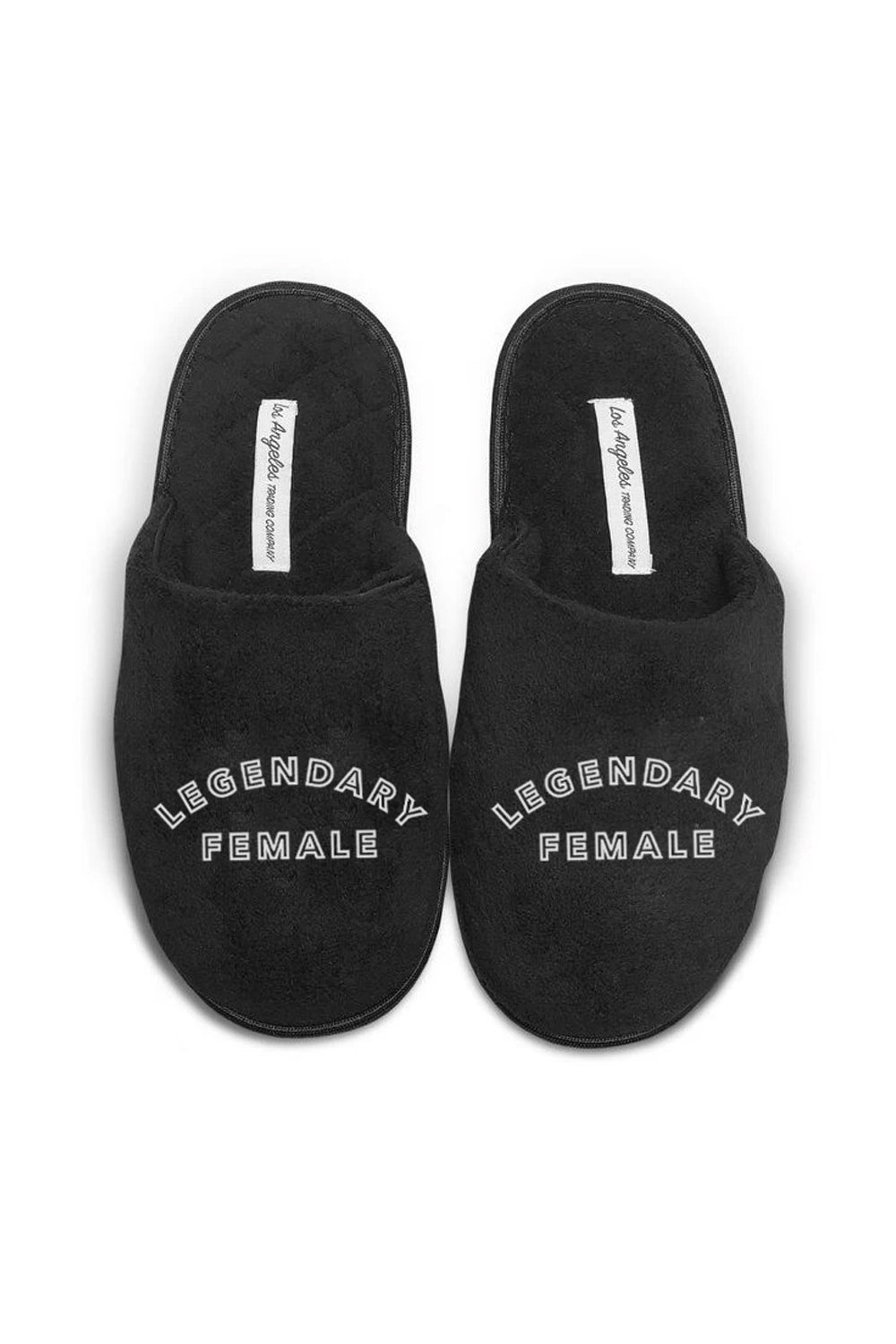 SLIPPERS- Legendary Female