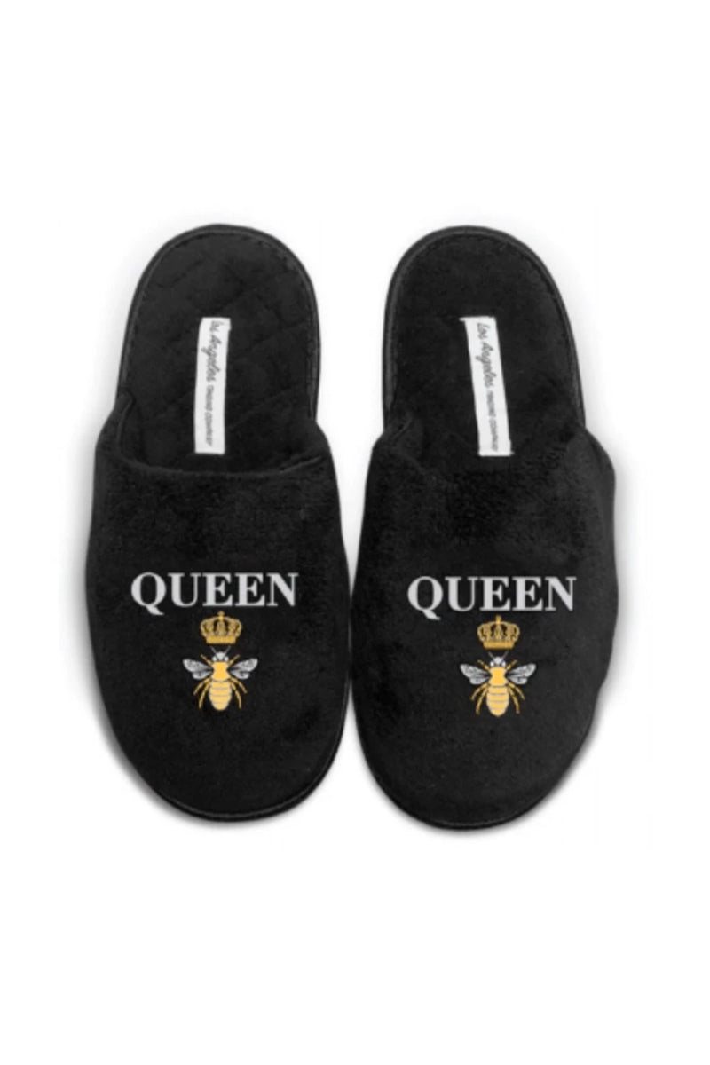 SLIPPERS - Queen Bee