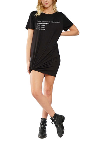 Boyfriend Cuff Tee - Legendary Females Club