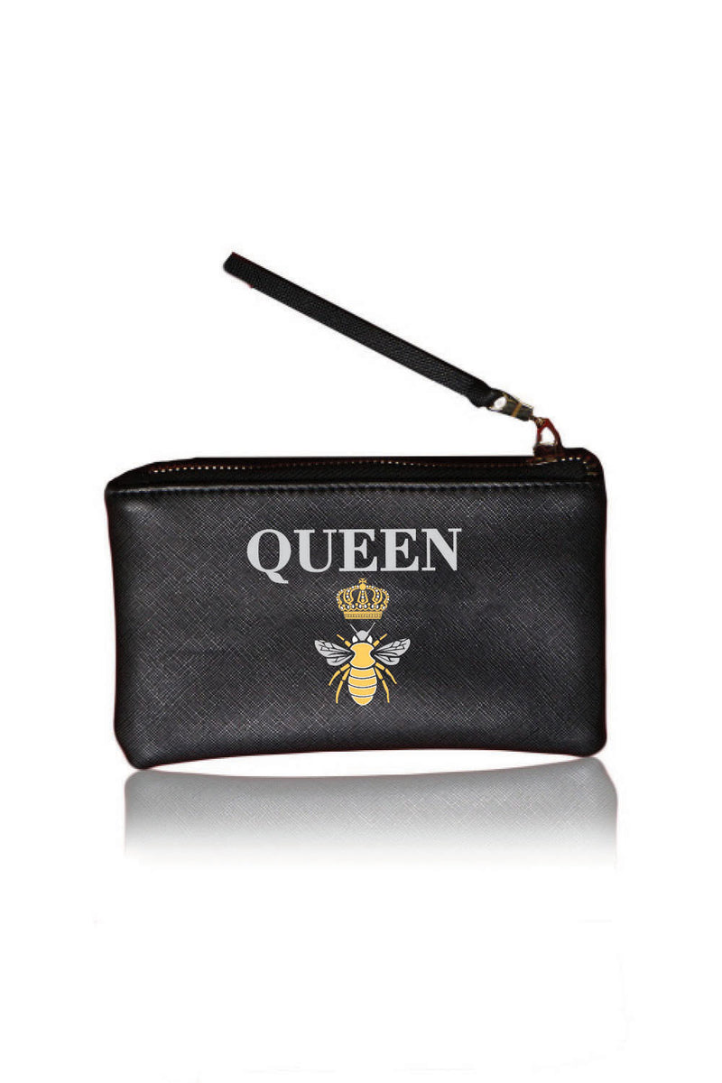 VEGAN POUCH - Queen Bee