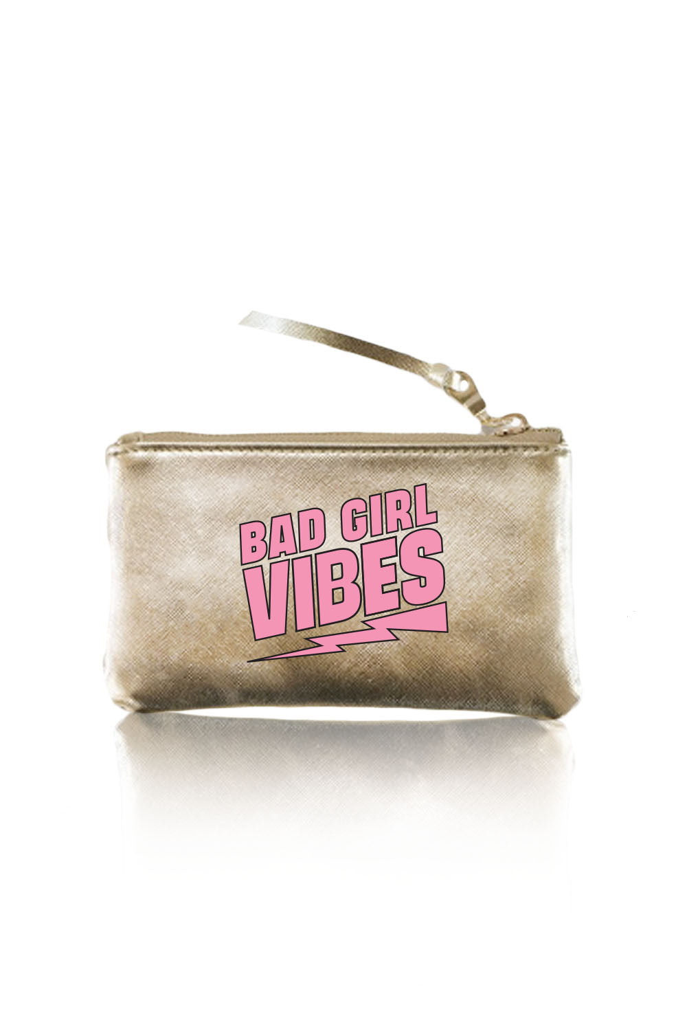 VEGAN POUCH - Bad Girl Vibes