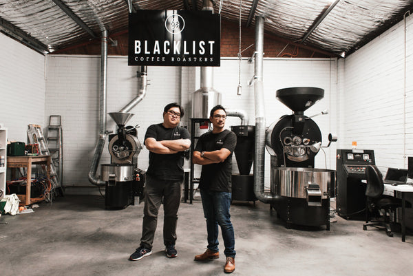February - Blacklist Coffee