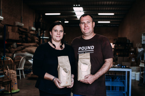 May - Pound Coffee Roasters