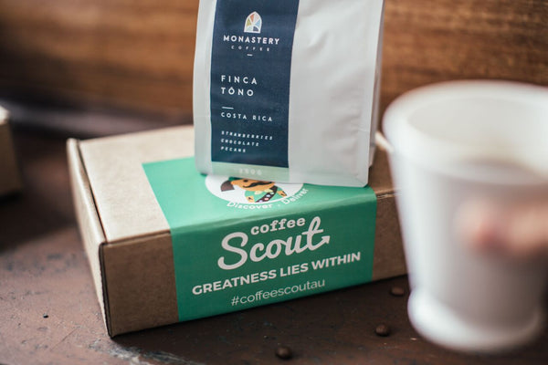 Coffee Beans - Monthly Subscription