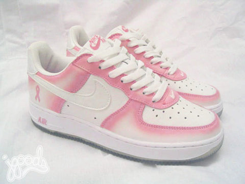 74a58beec3286 Custom Painted Nike Air Force 1