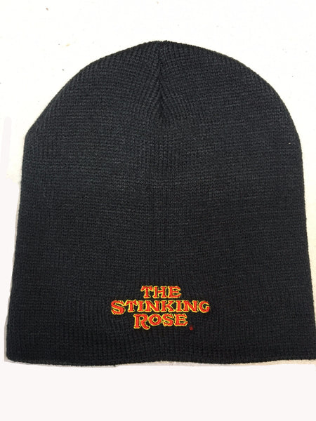 The Stinking Rose Logo Beanie