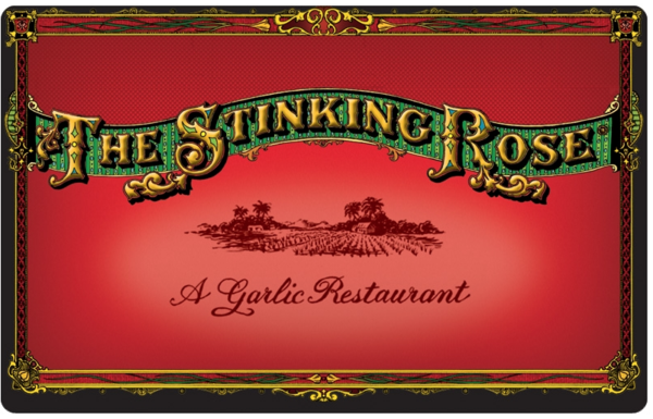 The Stinking Rose Gift Card