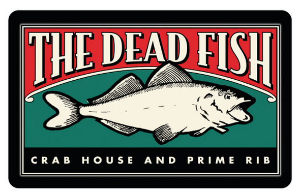 The Dead Fish Gift Card