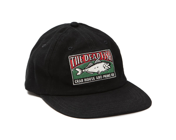 The Dead Fish Logo Baseball Cap