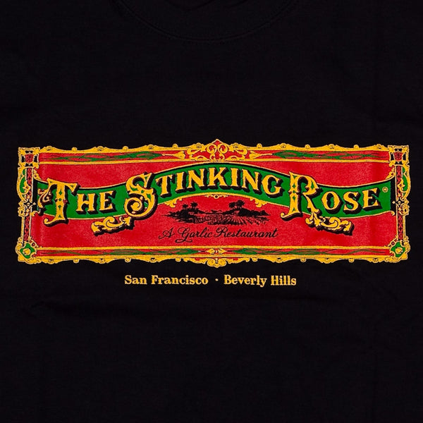 The Stinking Rose Logo T-Shirt