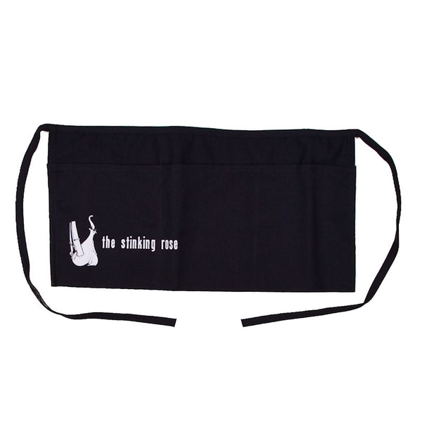 The Stinking Rose Logo Waist Apron