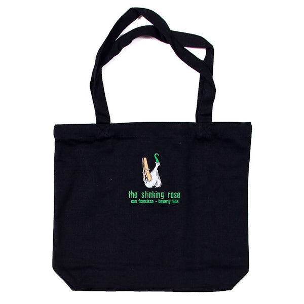 The Stinking Rose Logo Tote