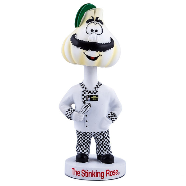 The Stinking Rose Chef Bobblehead