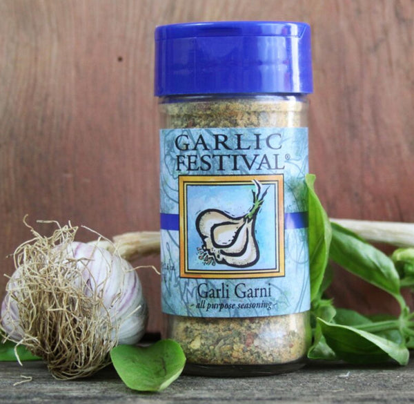 Garlic Festival Garli Garni All Purpose Garlic Seasoning