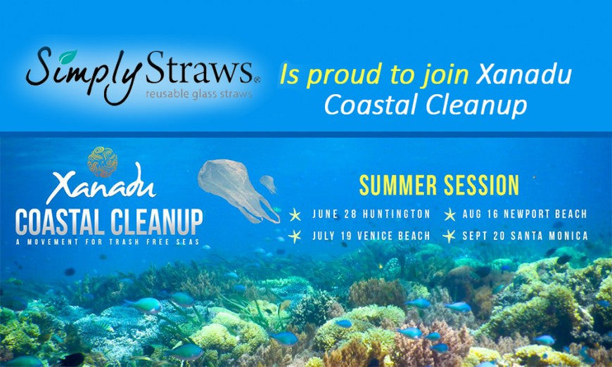 "COASTAL CLEAN UP: ""A Movement for Trash Free Seas"""