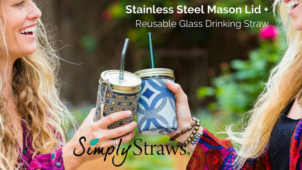 SIMPLY STRAWS LAUNCHES NEW LID ON KICKSTARTER