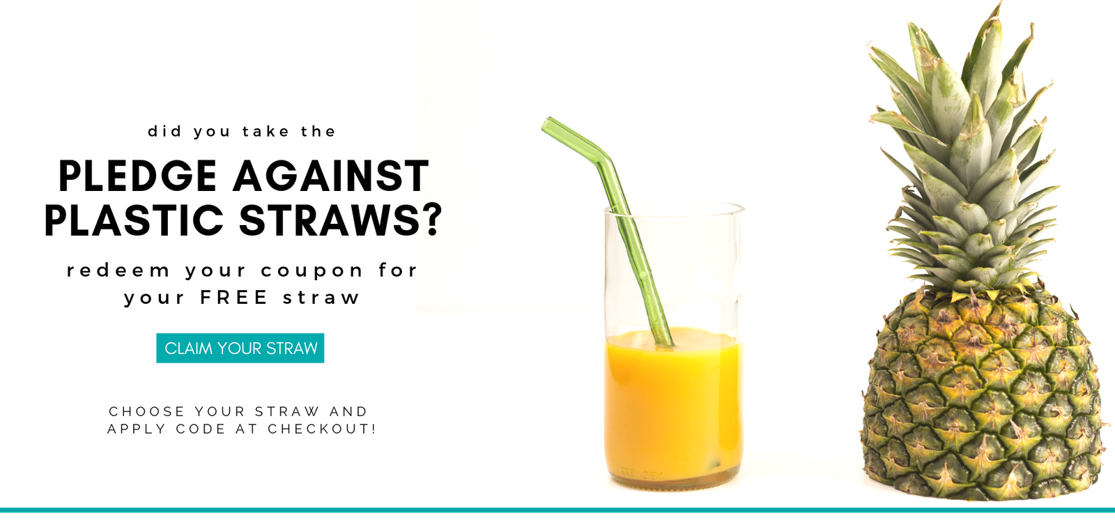 Reusable Straws Handcrafted in the US | Eco Friendly