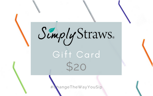 CLASSIC SINGLE GLASS STRAW - ALL BEVERAGES, UNIVERSAL, EVERY DRINK - Simply Straws