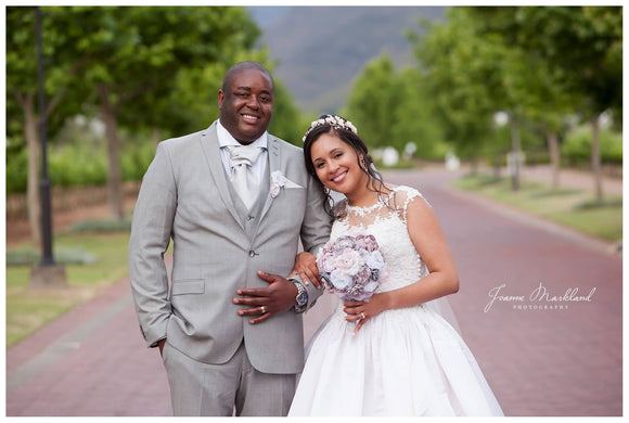 Featured Wedding - Tim and Wendy - Cape Town - South Africa