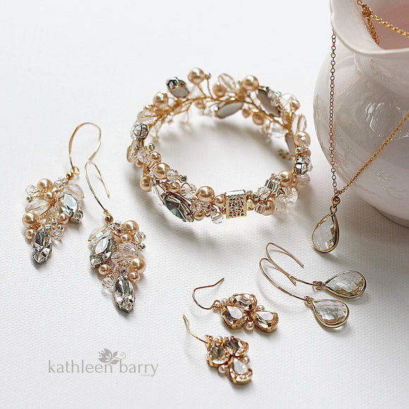 bridal jewellery wedding accessories jewelry online shop