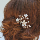 Monica hair pins mix and match - 3 styles - Rose gold, Gold or silver (sold individually)