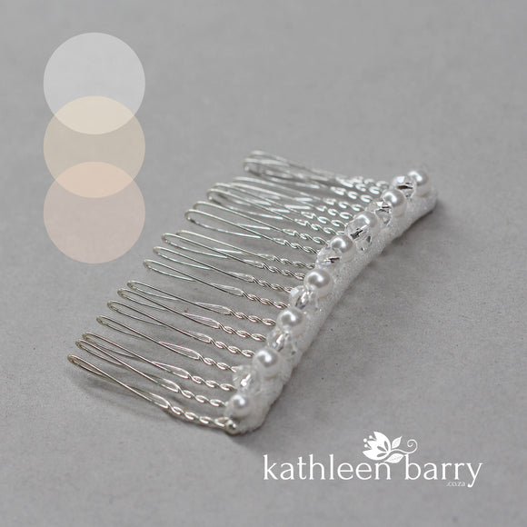 Mishka veil comb - simple comb for attaching a veil
