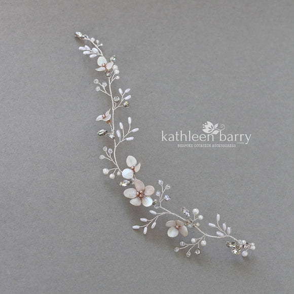 Bridal hair vine wedding hair accessories online