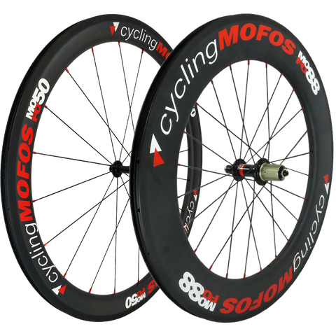 Mixed Wheel Sets