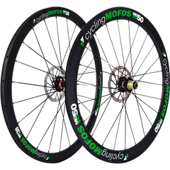 MOFO 38-50mm Carbon Clincher (Disc Brake Wheel Set)