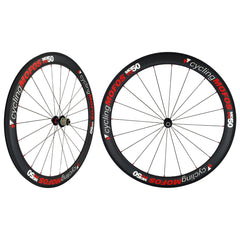 MOFO 50mm Carbon Clincher (Wheel Set) - 25mm wide