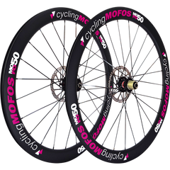 MOFO 50mm Carbon Clincher (Disc Brake Wheel Set)