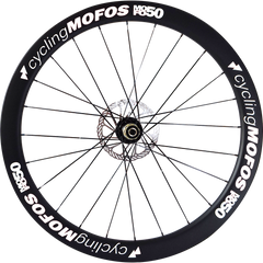 MOFO 50mm Carbon Clincher (Disc Brake Rear Wheel)