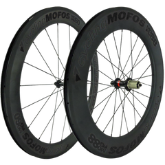 MOFO 60-88mm Carbon Clincher (Wheel Set) - 25mm wide