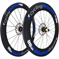 MOFO 60-88mm Carbon Clincher (Disc Brake Wheel Set)