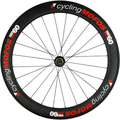 MOFO 60mm Carbon Clincher (Rear Wheel) - 25mm wide
