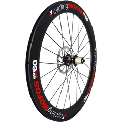 MOFO 60mm Carbon Clincher (Disc Brake Wheel Set)