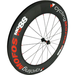 MOFO 88mm Carbon Clincher (Front Wheel) - 23mm wide