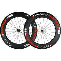 MOFO 88mm Carbon Clincher (Wheel Set) - 25mm wide