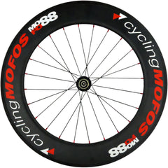 MOFO 88mm Carbon Clincher (Rear Wheel) - 23mm wide