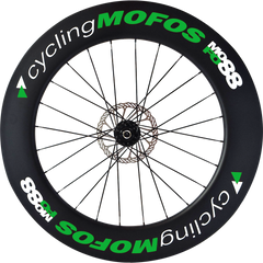 MOFO 88mm Carbon Clincher (Disc Brake Front Wheel)