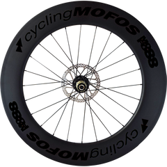 MOFO 88mm Carbon Clincher (Disc Brake Rear Wheel)