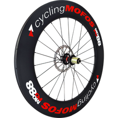 MOFO 88mm Carbon Clincher (Disc Brake Wheel Set)