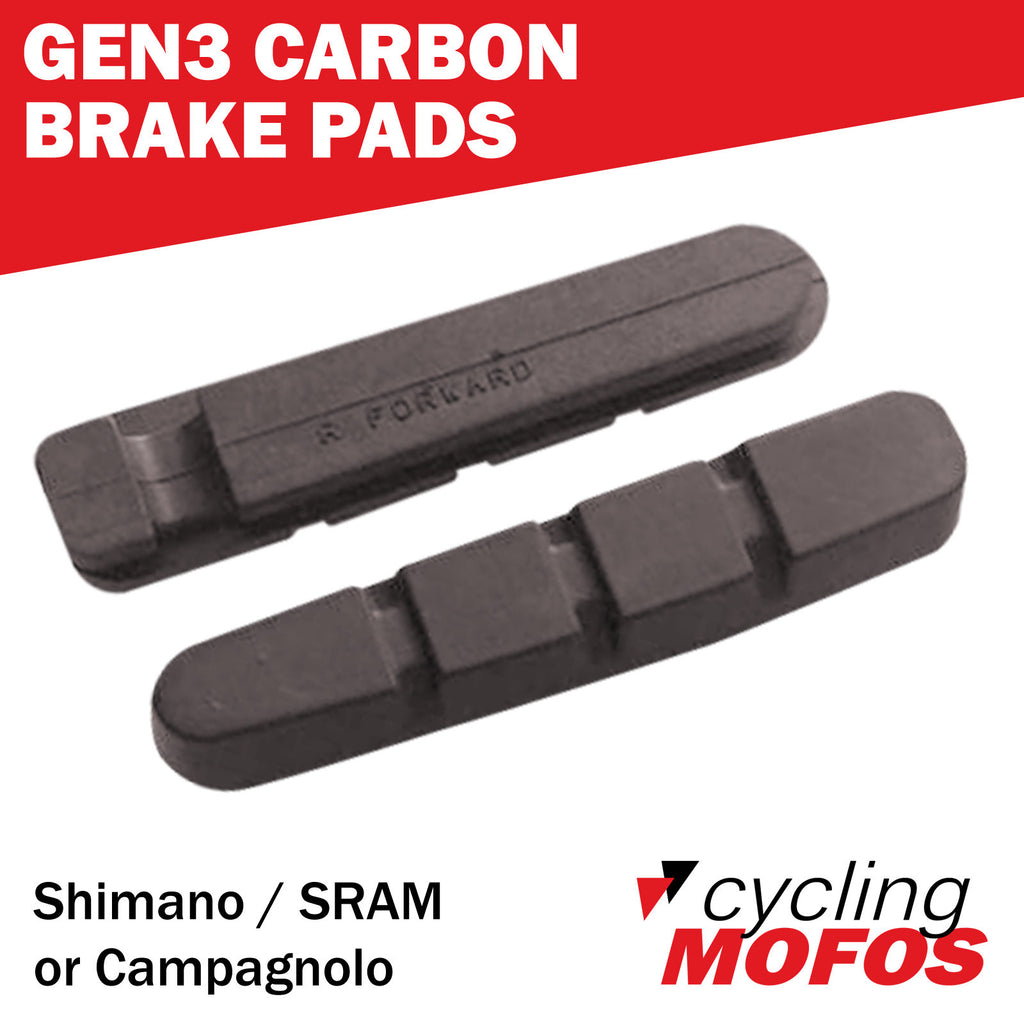 MOFO GEN3 Carbon Brake Pads (Pair)