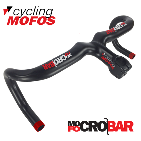 MOFO CROBOR Intergrated Carbon Handlebar & Stem
