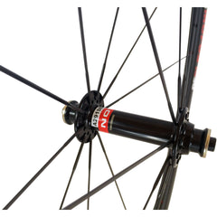 MOFO 38mm Carbon Clincher (Wheel Set) - 23mm wide