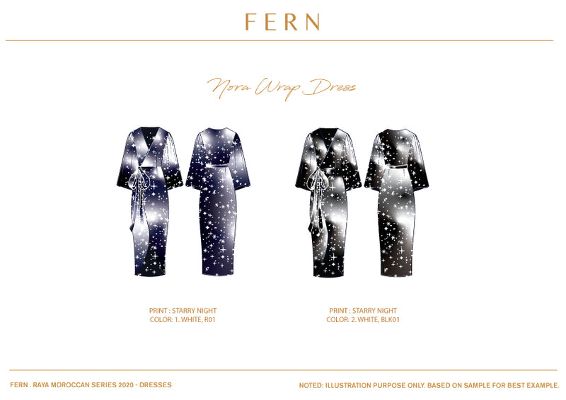 Nora Dress - FERN