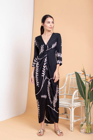 Diane Button Down Kaftan