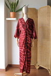 Moroccan Boxy Shirt Dress